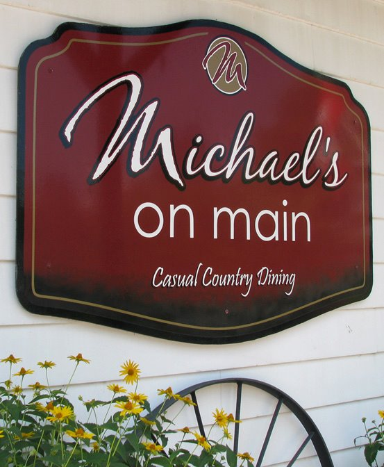 Michael's On Main