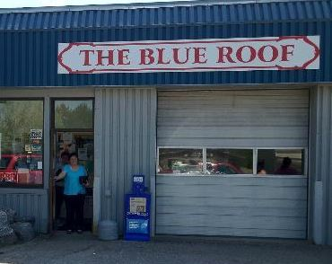 The Blue Roof Restaurant