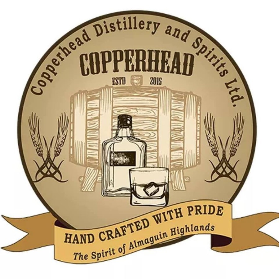 Copperhead Distillery and Spirits